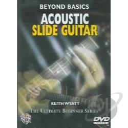 Acoustic Slide Guitar DVD Cover Art