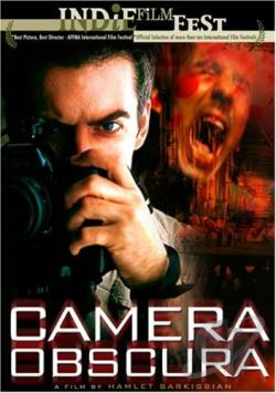 Camera Obscura DVD Cover Art