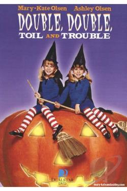Double, Double Toil and Trouble DVD Cover Art