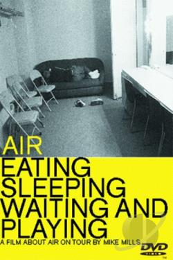 Eating, Sleeping, Waiting And Playing DVD Cover Art
