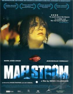 Maelstrom DVD Cover Art