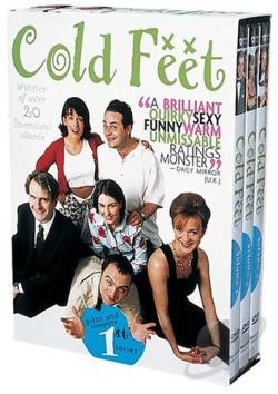 Cold Feet - Pilot and Complete First Season DVD Cover Art