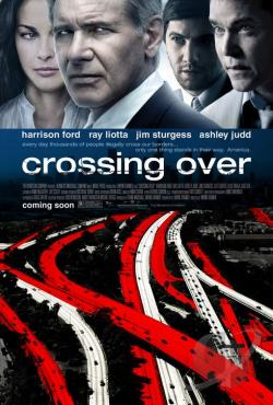 Crossing Over DVD Cover Art