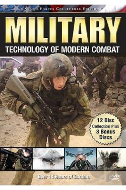 Military - Technology Of Modern Combat DVD Cover Art