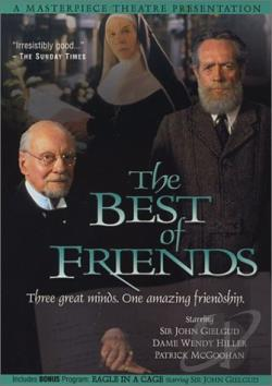 Best Of Friends DVD Cover Art
