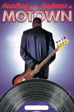 Standing in the Shadows of Motown DVD Cover Art