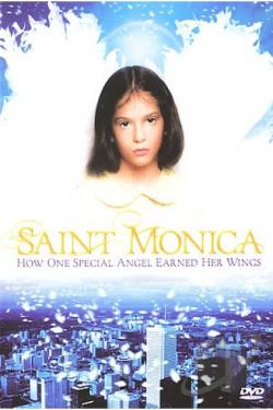 Saint Monica DVD Cover Art
