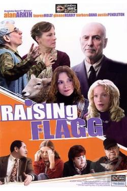 Raising Flagg DVD Cover Art