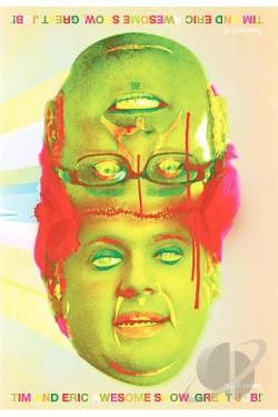 Tim and Eric Awesome Show, Great Job! - The Complete Second Season DVD Cover Art
