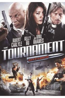 Tournament DVD Cover Art