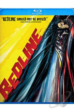 Redline BRAY Cover Art