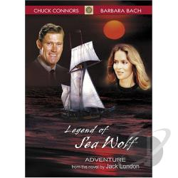 Legend of the Sea Wolf DVD Cover Art