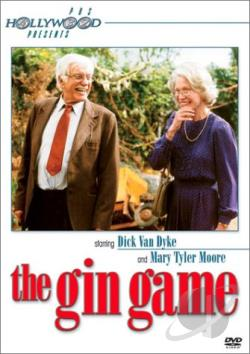 Gin Game DVD Cover Art