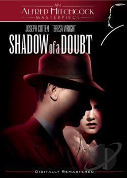 Shadow of a Doubt DVD Cover Art