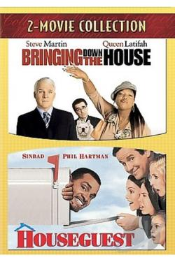 Bringing Down the House/Houseguest DVD Cover Art