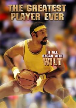 Greatest Player Ever DVD Cover Art