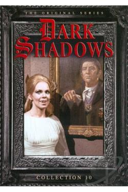 Dark Shadows - Collection 10 DVD Cover Art