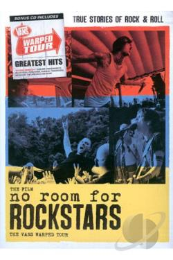 No Room for Rockstars DVD Cover Art