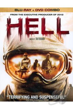 Hell BRAY Cover Art