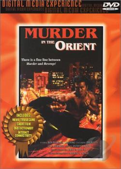 Murder in the Orient DVD Cover Art