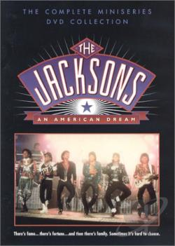 Jacksons, The: An American Dream DVD Cover Art