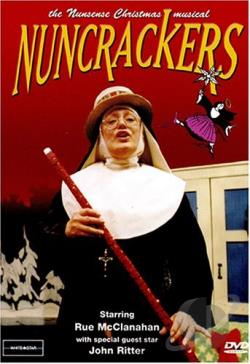 Nuncrackers - The Nunsense Christmas Musical DVD Cover Art