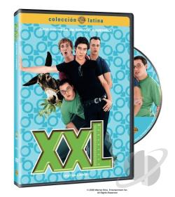 XXL DVD Cover Art