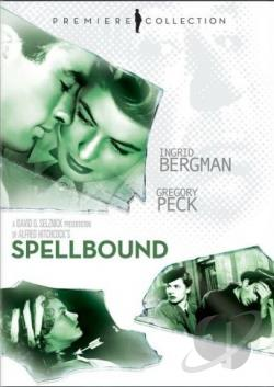 Spellbound DVD Cover Art