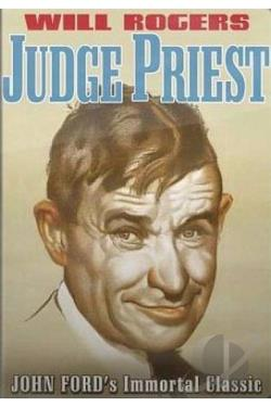 Judge Priest DVD Cover Art