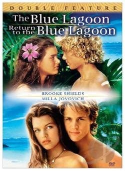 Blue Lagoon/Return to the Blue Lagoon (Double Feature, 2 discs) DVD Cover Art