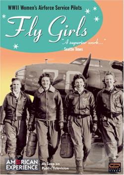 Fly Girls DVD Cover Art