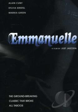 Emmanuelle DVD Cover Art