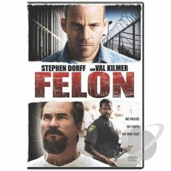Felon DVD Cover Art