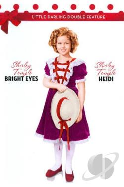Bright Eyes/Heidi DVD Cover Art