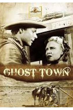 Ghost Town DVD Cover Art