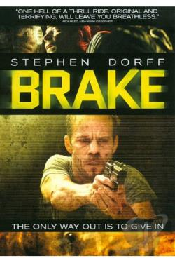 Brake DVD Cover Art