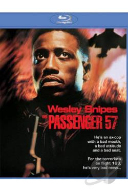Passenger 57 BRAY Cover Art