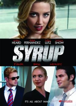 Syrup DVD Cover Art
