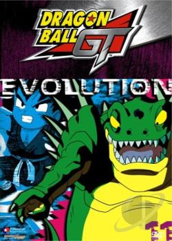 Dragon Ball GT: Shadow Dragon - Vol. 11: Evolution DVD Cover Art