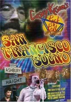Casey Kasem's Rock 'N' Roll Goldmine - The San Francisco Sound DVD Cover Art