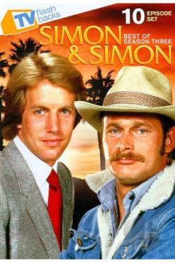 Simon & Simon: Best of Season Three DVD Cover Art