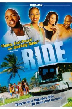Ride DVD Cover Art
