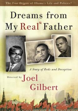 Dreams From My Real Father DVD Cover Art