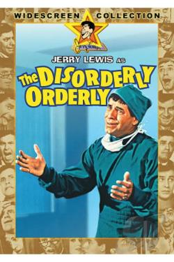 Disorderly Orderly DVD Cover Art