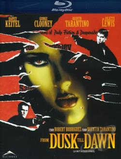 From Dusk Till Dawn BRAY Cover Art