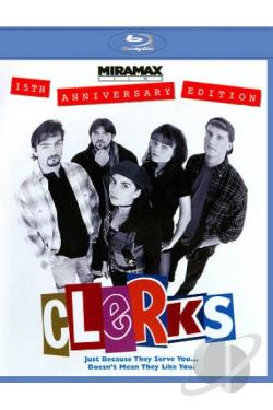 Clerks BRAY Cover Art