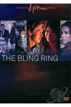 Bling Ring DVD Cover Art