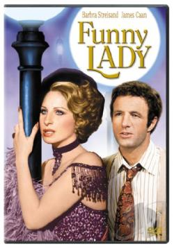 Funny Lady DVD Cover Art