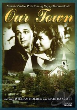 Our Town DVD Cover Art