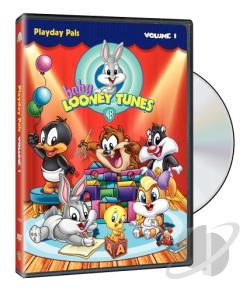 Baby Looney Tunes - Volume 1 DVD Cover Art